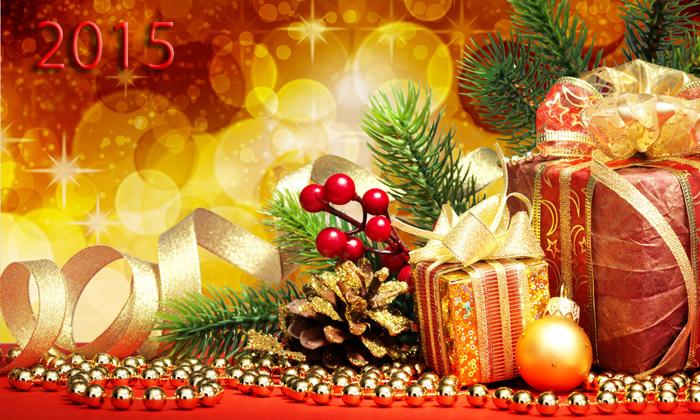 Скоро-скоро Новый год нам подарки принесет