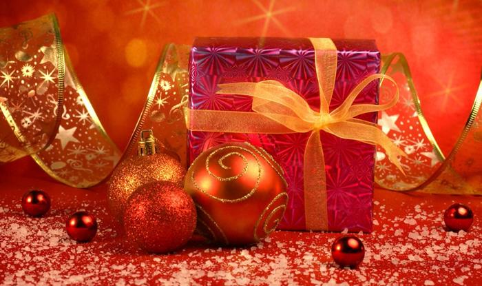 Время открывать подарки от Наталкиной читалки